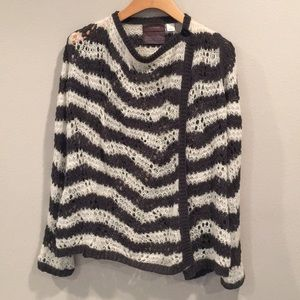 Anthropologie cardigan sweater